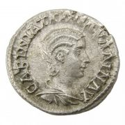 Tranquillina Ar. drachm (wife of Gordian III, AD 241-244)