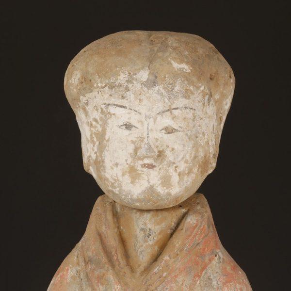 Han Dynasty Court Attendant