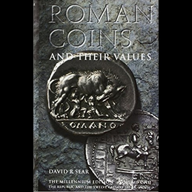 Roman Coins and Their Values Vol I