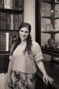 Anastasia Hanna - Antiquities Gallery Manager
