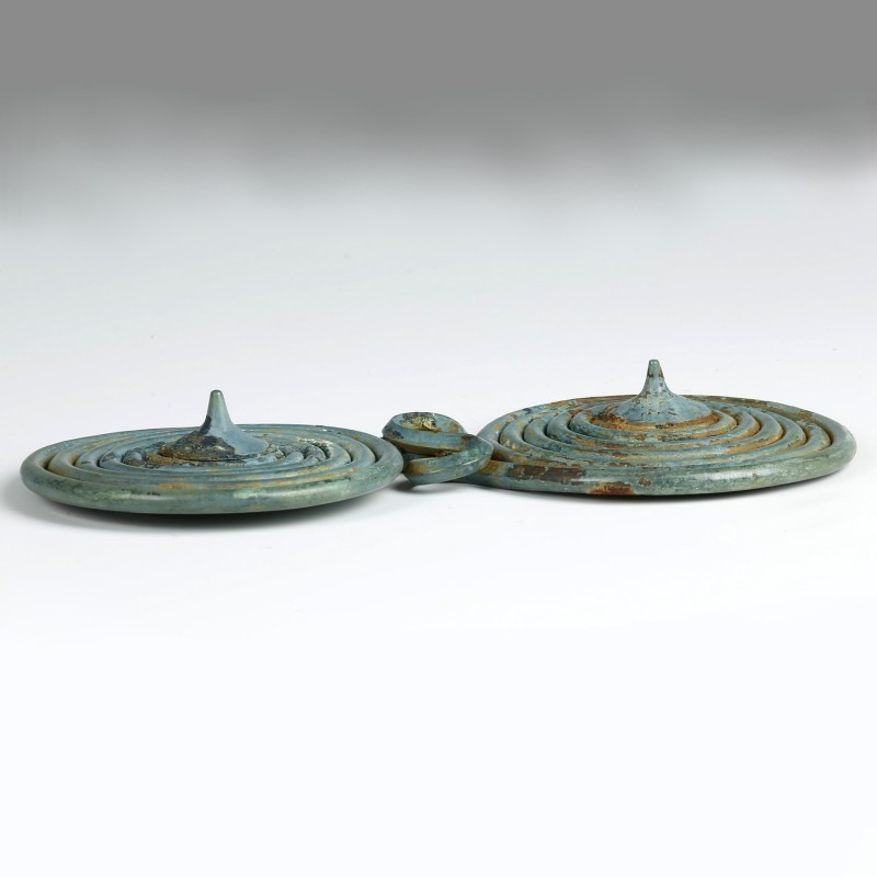 Large Bronze Age Spiral Decoration