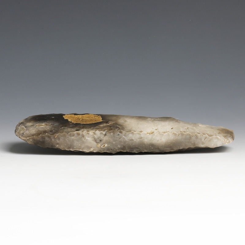 Large Danish Neolithic Axe Head