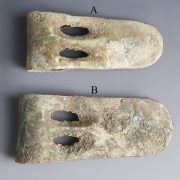 Canaanite Duck-Billed Bronze Axe Heads