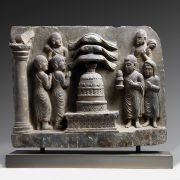 Gandhara Stone Panel in High Relief