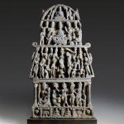 Gandhara Stone Life of Buddha Carving