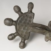 Gothic Radiate-Headed Brooch