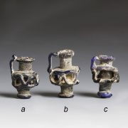 Roman Miniature Glass Pendants