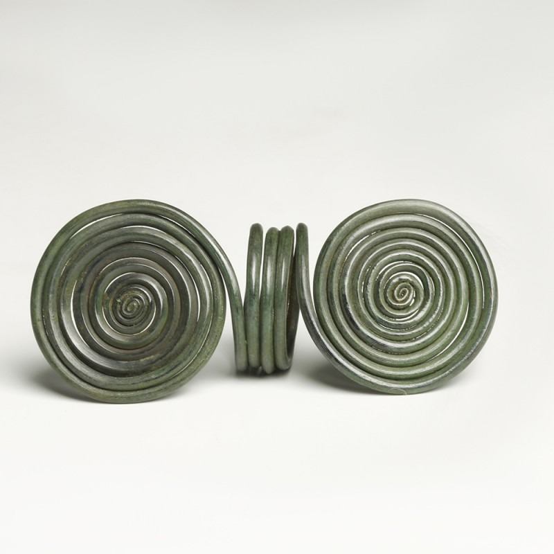 Bronze Age Spectacle Ring