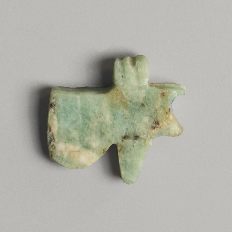 Egyptian Turquoise Wedjat Amulet
