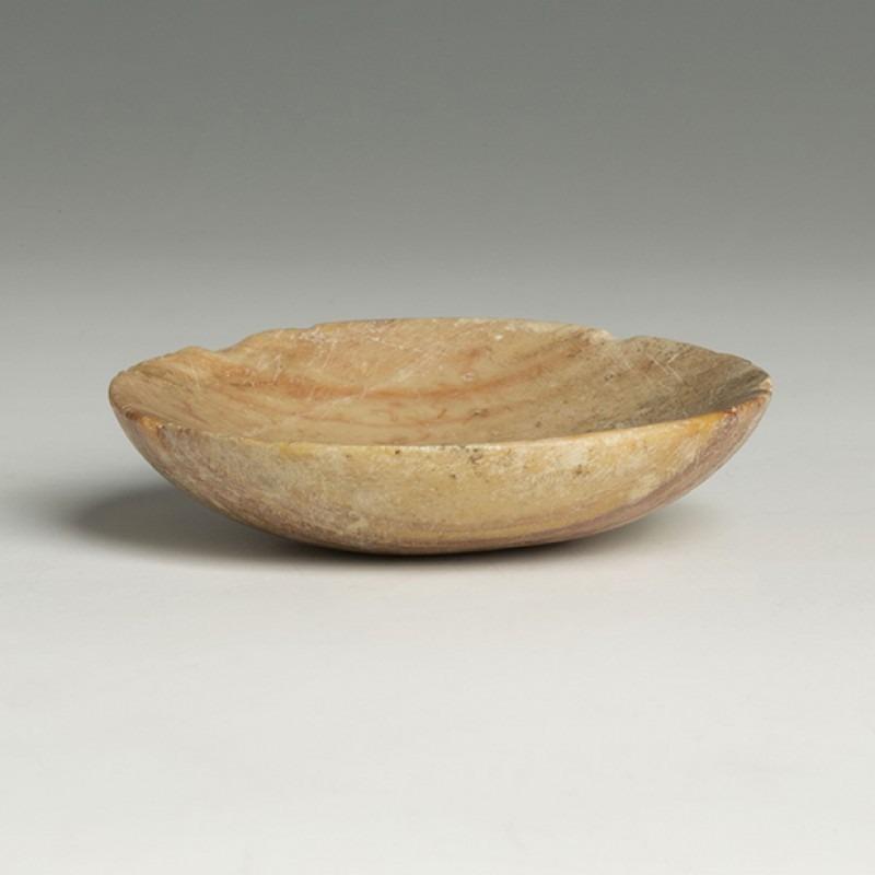 Near Eastern Marble Cosmetic Dish