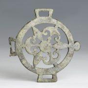 Roman Military Openwork Phalera